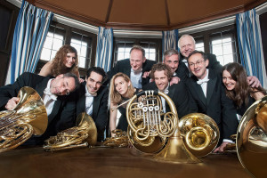 Munich Opera Horns, April 2015